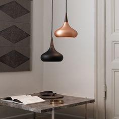 Lightyears Orient Black Pendant Light P1 | ferriousonline