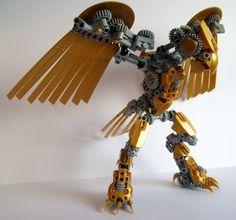 Clockwork Bird by Sparkytron.deviantart.com on @deviantART