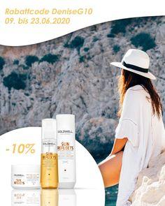 Sommer, Sonne, Sonnenschein ☀️ Darauf warten wir schon sehnsüchtig 😍 Damit auch deine Haare sonnenfit sind, ist Sonnenpflege angesagt. Denise G. hat ein Produkt getestet, dass in 60 Sekunden tolle Arbeit leistet. Schau mal vorbei auf Bloghouse.io. 😘 Wir bieten dir eine tolle Online-Aktion auf hairtrader.at. Du erhältst -10% auf die Goldwell DS Sun Reflects Produkte unter dem Rabattcode DeniseG10 von 9. bis 23. Juni 2020 😀  #rabattcode #summer #aktion #beauty #beautyblog #hair #care… 23 Juni, Panama Hat, Fit, Beauty, Sunshine, Waiting, Action, Amazing, Summer