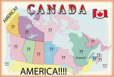 How Americans view Canada...