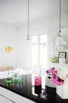 Una casa con olor a verano   Estilo Escandinavo
