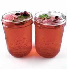 Tyler Florence's Cranberry-Apple Cider Shandy