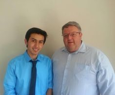 Gul Agha Alizadah Youth MP for Gerry Brownlee