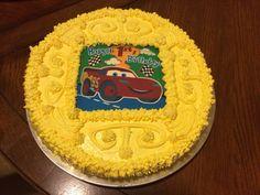 Cars Bday Cake!! By TheSweetLadyBug