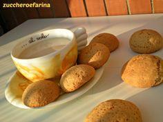 Biscotti da inzuppo al caffè senza burro
