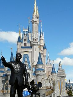 Walt Disney World! What's not to love (besides the extortion)?!