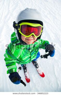 Portrait Cute Happy Skier Boy Winter Stock Photo (Edit Now) 346852223 Crystal Ski, Model Release, Skiing, Photo Editing, Royalty Free Stock Photos, Portrait, Boys, Winter, Illustration
