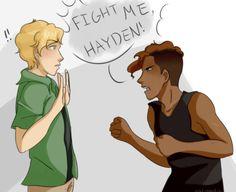 Hayden and Starkey