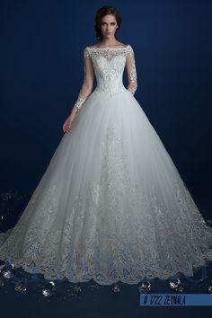 Страница 4. Свадебное платье 1722 Zeynala, Gabbiano, Brilliant
