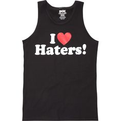 DGK Haters Mens Tank $22.99