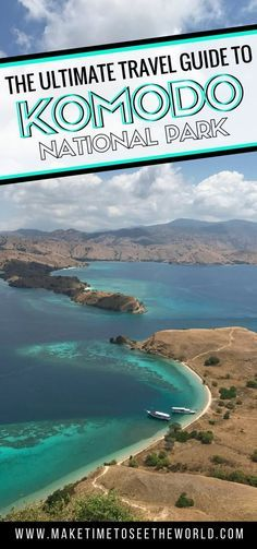 Everything you need to know to plan a trip to Komodo Island inc how to get there, where to stay and eat & the best things to do in Komodo National Park ********* Komodo | Komodo Island | Komodo National Park | Indonesia | Padar | Pink Beach | Gili Lawa |