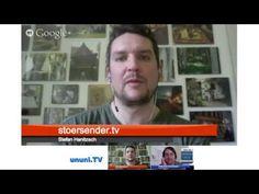 Crowdfunding-Talk mit Stefan Hanitzsch (cfew #07) Interview, Tv, Television Set, Television