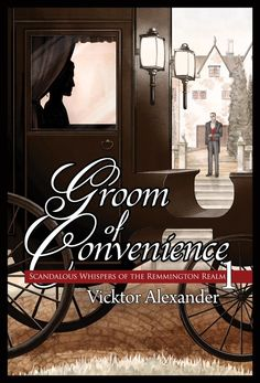 Book Name: Groom of Convenience  Goodreads Link: https://www.goodreads.com/book/show/23356224-groom-of-convenience?ac=1  Author Name: Vicktor Alexander