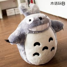 17.99$  Buy now - Free shipping  35cm. 50cm .70cm Plush toy Large totoro doll pillow doll cloth doll birthday gift  gift  #magazineonline