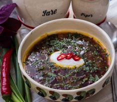 ciorba_de_loboda_p6a Acai Bowl, Pudding, Supe, Breakfast, Desserts, Food, Acai Berry Bowl, Morning Coffee, Tailgate Desserts