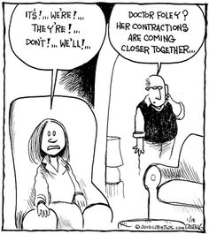 PREGNANCY HUMOR...CONTRACTIONS...this one is funny