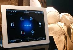 Interact with your home automation system using any smart device and manage your lights, TV, Music, etc. with #Control4 via @ETCSECURITYC4
