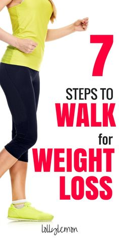 Walking for weight loss | Have you been walking to lose weight? Ready to burn belly fat quicker while you walk? Click here for 7 simple, natural ways yo burn more fat while you talk your daily walk. | walk to lose weight | walking for weightloss | workout | weight loss tips | lose weight faster | lollylemon.com #walk #weightloss #workout