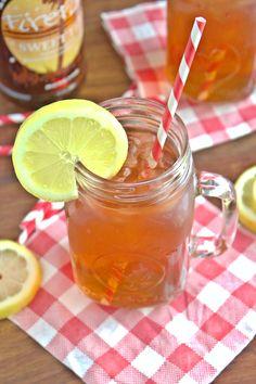 Sweet Tea Sangria -