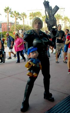 Rue The Day! » 50+ Wonderful Cosplays From the 2014 San Diego Comic Con