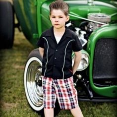 rockabilly kid :) haha