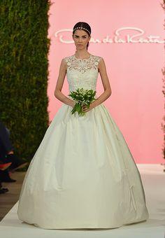 Oscar de la Renta wedding dresses - Photo 12 | Celebrity news in hellomagazine.com