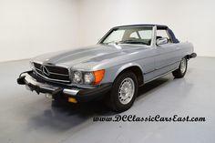 1980 Mercedes-Benz 450 SL Convertible  - 16023414 - 0
