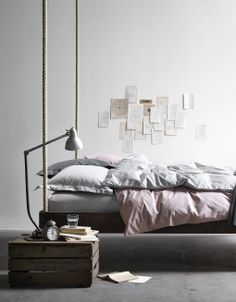 Hanging bed - via Coco Lapine Design