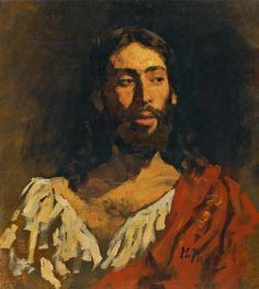 Ilya Repin, Portrait of a Judean