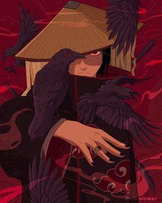 Itachi Akatsuki, Wallpaper Naruto Shippuden, Naruto Uzumaki Shippuden, Naruto Shippuden Sasuke, Itachi Uchiha, Madara Wallpapers, Best Naruto Wallpapers, Animes Wallpapers, Naruto Fan Art
