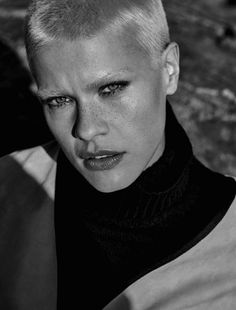 Kris Gottschalk by Alexi Lubomirski for Vogue Germany March 2016