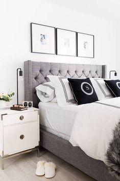 Stephanie Sterjovski apartment tour | alittleleopard.com