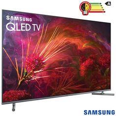FastShop | TV UHD 4K Samsung QLED 55 Q6F | R$ 439900 | Boleto Smart Tv, Video Player, Samsung 4k, Usb, Link, Apps, Products