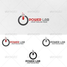 ◸ [Get Nulled]● Power Lab - Logo Template Abstract Application Battery Creative Electrical Energy Logo Design Template, Logo Templates, Identity, Power Logo, Lab Logo, Solar Companies, Education Logo, Branding, Abstract Logo