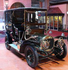 1907 - Spyker 15-22-HP Three Quarter  Landaulette