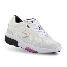 Check out these shoes from Gravity Defyer.  Women's FLEXNET ll White Athletic Shoes | GravityDefyer.com