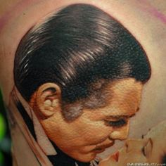 GONE WITH THE WIND tat 2, http://www.daidegasforum.com/forum/foto-video/533191-tatuaggi-incredibili-belli-strani-compilation.html