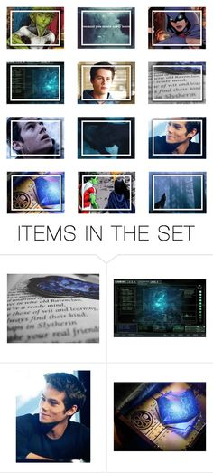 """""""you said you'd never leave. // damien logan"""" by sofie-dreamy ❤ liked on Polyvore featuring art"""