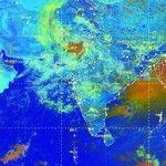 Cyclonic Storm 'Komen' hits Bangladesh coast, Heavy rain Over Odisha