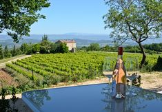 Bonnieux, Provence Holiday Rental Cottage With Pool - Bonnieux Cottage   www.theluberon.com