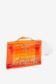 Vintage Hermès Kelly Souvenir De L'Exposition Vinyl Bag | Vintage at Nasty Gal My favourite Hermes bag to date. DYING FOR THIS.