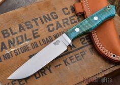 KnivesShipFree - Bark River Knives: Camp