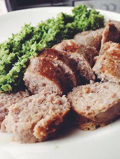Broccomole Take Shape For Life, Taste Buds, Meatloaf, Banana Bread, Cook, Vegetables, Desserts, Recipes, Tailgate Desserts