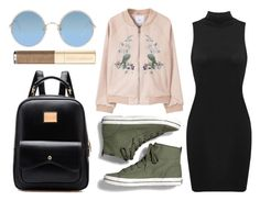 """""""Untitled #309"""" by larryisrealforever ❤ liked on Polyvore featuring MANGO, Keds, Sunday Somewhere and Dolce&Gabbana"""