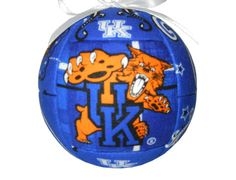 Kentucky Wildcats Christmas Ornament Holiday Gift by craftcrazy4u, $14.95