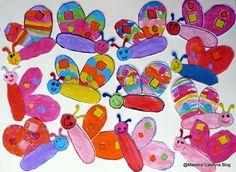 Vetrate di carta velina fiori di pesco lim primavera for Addobbi finestre scuola infanzia primavera