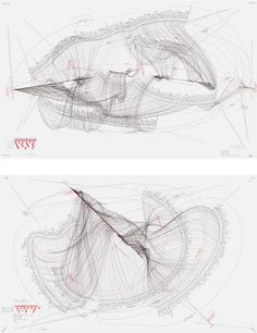 """If, at first, you are unsure as to what you are looking at, you are not alone. On their own, these fantastic drawings by Jorinde Voigt allow for several interpretations. Sound Map, Sound Waves, Drawing Block, Map Diagram, Photoshop, Science Art, Jorinde Voigt, Data Visualization, Graphic Illustration"