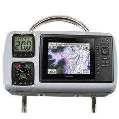 """NavPod GP2088 SystemPod Pre-Cut f-Garmin 820-820xs-840xs & 2 Instruments f-12"""" Wide Guard [GP2088]"""