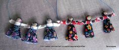 Traditional Folk Russian cloth Dolls