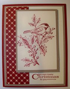 Stampin Up Projects | Stamping With Tamie: Stampin Up Beautiful Season
